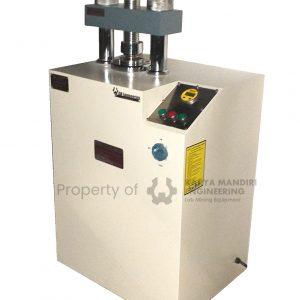 Hydraulic Pellet press machine automatic - Alat Preparasi tambang