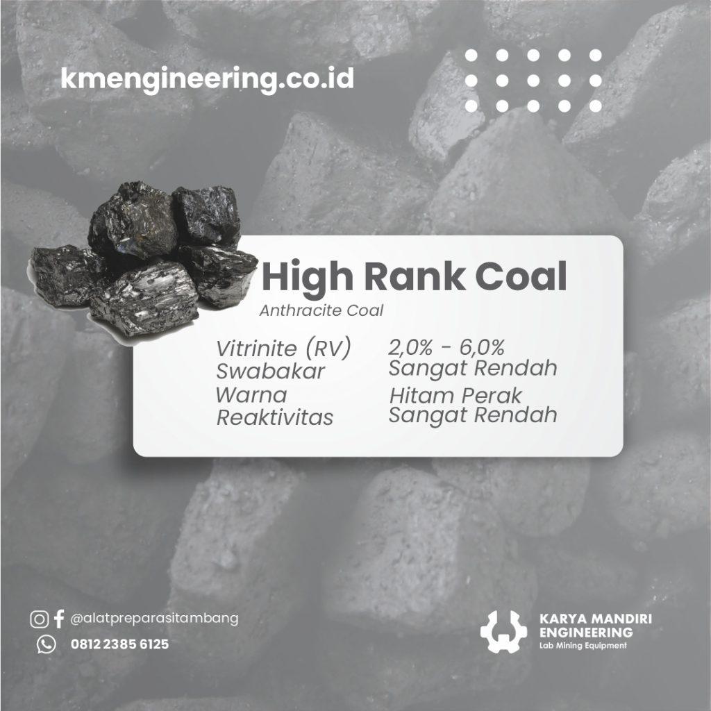 High Rank Coal