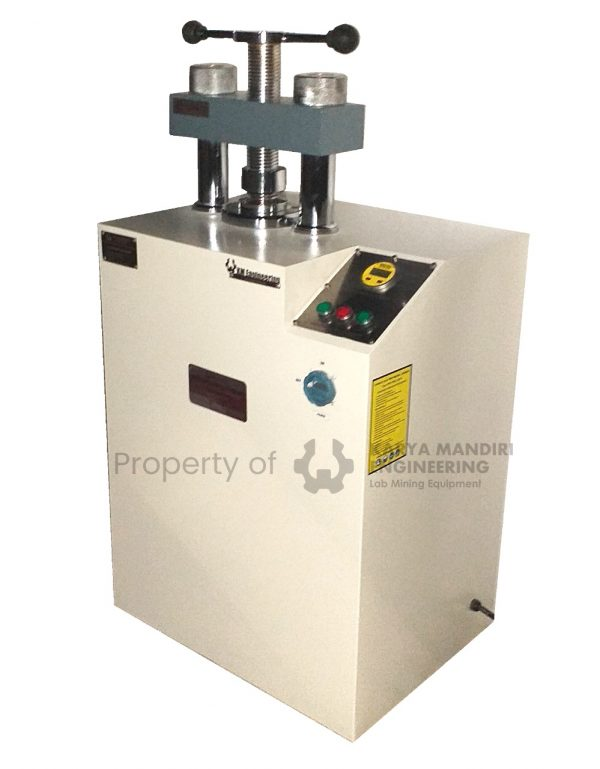 Hydraulic Pellet Press Machine Automatic