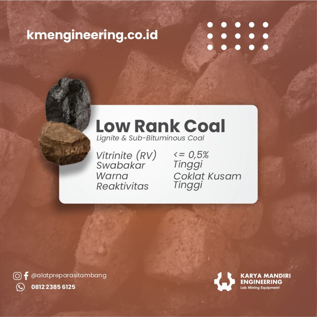 Low Rank Coal